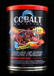 Cobalt Color Flakes 3 oz