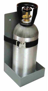 Co2 Cylinder Holder (solid steel construction)