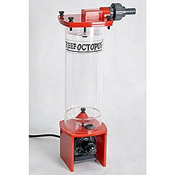 "Octopus Bio Pellet Reactor 4.7"" with WB1000 pump"