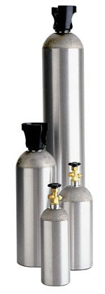 Aluminum Co2 Cylinders LUXFER   -SUPER SALE PRICES-