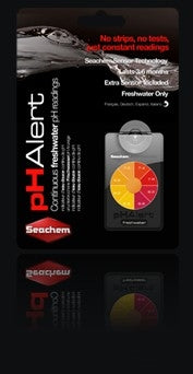 SeaChem pH Alert 6 Month Monitor