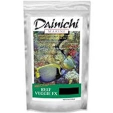 Dainichi Veggie Marine Reef FX Small Pellet Fish Food 8.8 OZ.