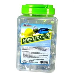 Ocean Nutrition Feeding Frenzy Seaweed Clips 36 Count Jar