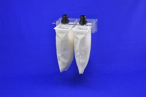 Eshopps Rectangle Filter Bag Holder Double 2 Bag