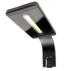 Cobalt LED Light Fixture Black - Plant 8000K 6 Watt