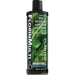 Brightwell FlorinMulti-Multi Nutrient Fertilizer for FW Planted Aquaria 250 ML