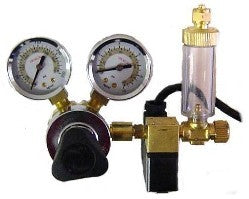 Milwaukee Co2 MA957 Regulator Set