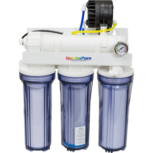 SpectraPure Drinking Water System, 4g tank, Pump 90 GPD