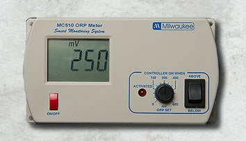 Milwaukee ORP Controller