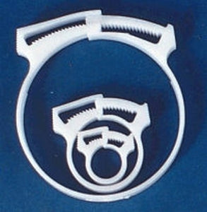 Plastic Snapper Hose Clamp 1/2""