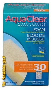 Hagen AquaClear 30 Foam Block 3 Pack