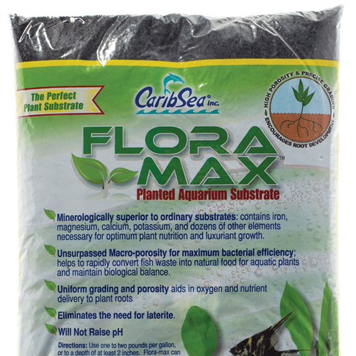 Caribsea Flora-Max Midnight 40lb