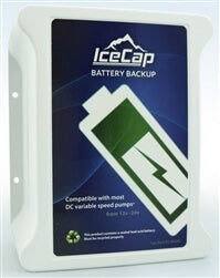 Icecap Battery Backup
