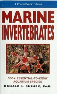Marine Invertabrates Pocket Guide (soft cover)