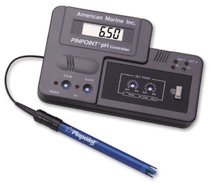 PINPOINT pH Controller 110 Vac