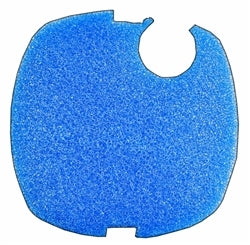 Aquatop Replacement Filter Sponge for CF500-UV, 1 Piece - Coarse/Blue