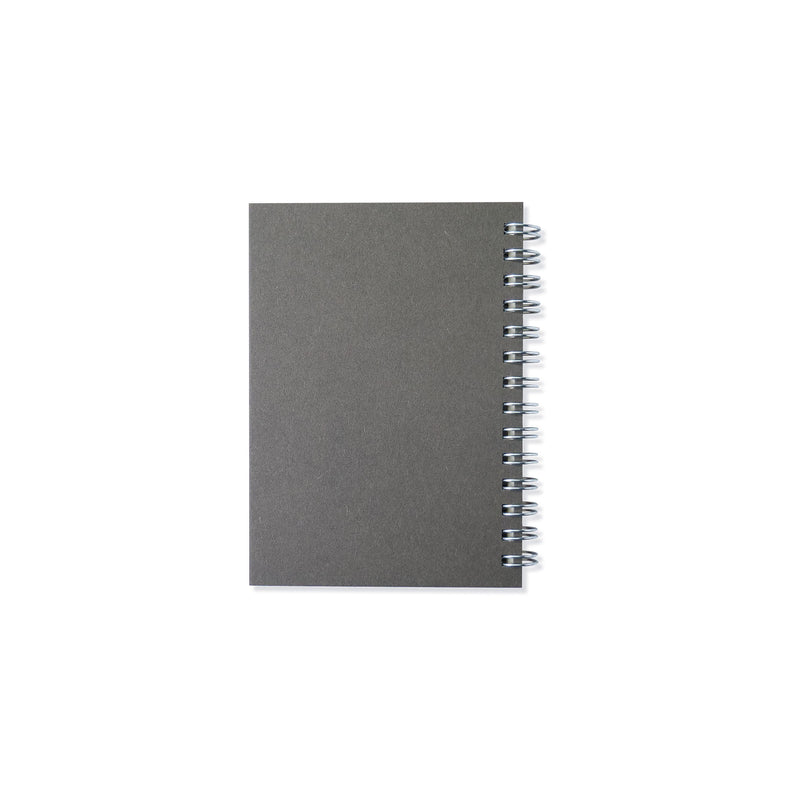 Notebooks thick leather cover〈B7  black〉