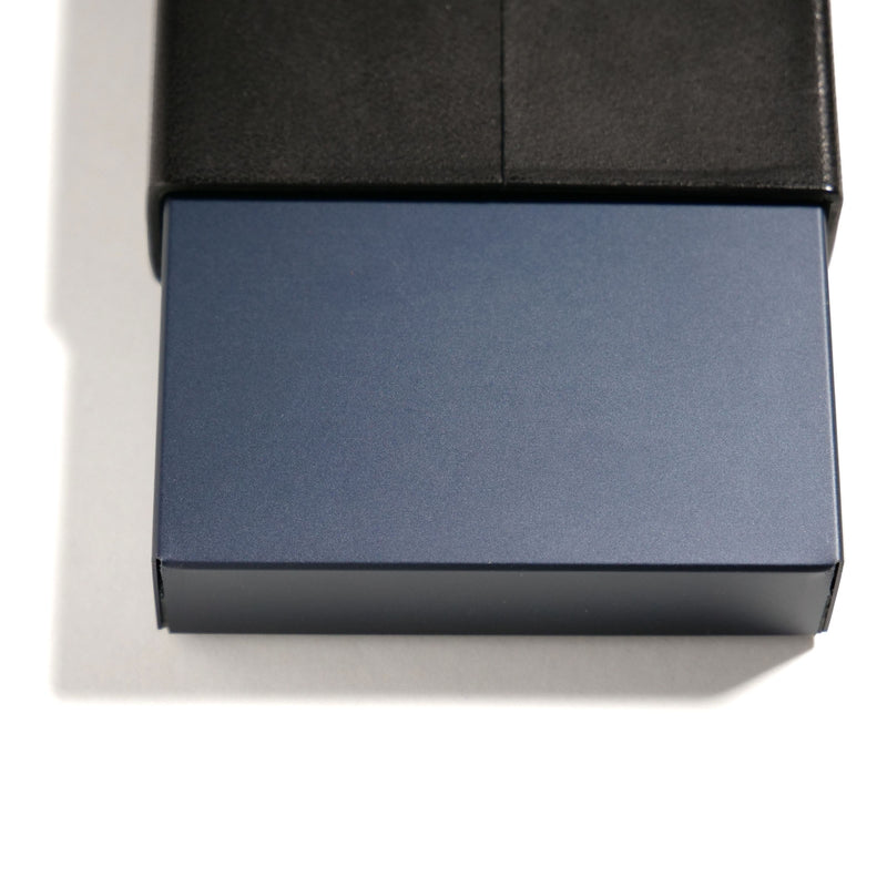 Drawer pen case -black-