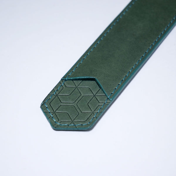 The Pen Pouch-EMERALD-