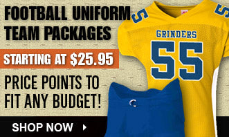 Football Uniform Packages