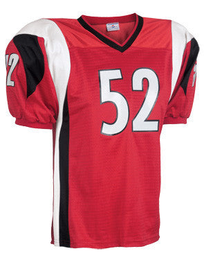 Twister Steelmesh Football Jersey Scarlet/White/Black