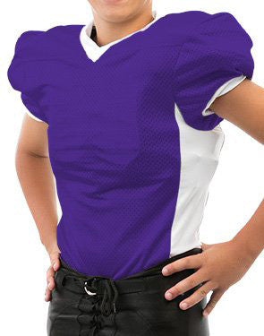 Replay Football Jersey Purple/White