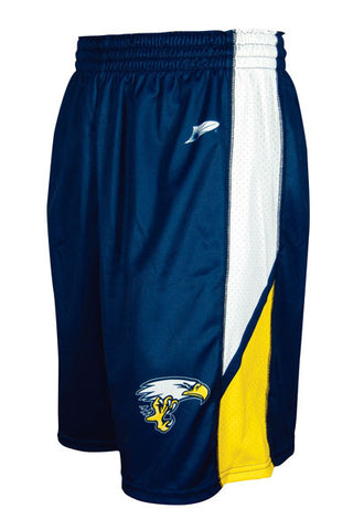 Custom Sublimated Basketball Short Design 150-1