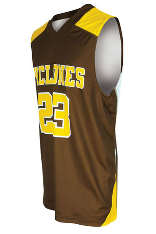 Custom Sublimated Basketball Jersey Design 200-1
