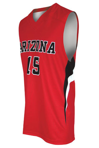 Custom Sublimated Basketball Jersey Design 200-5
