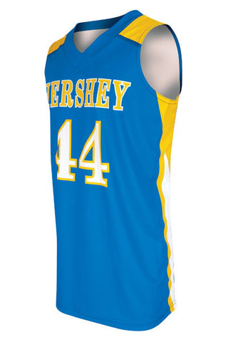 Custom Sublimated Basketball Jersey Design 200-6