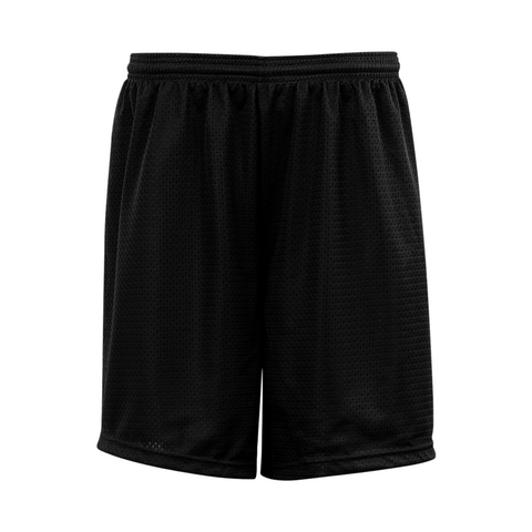 Badger Sport Mesh/Tricot 6 Inch Youth Short