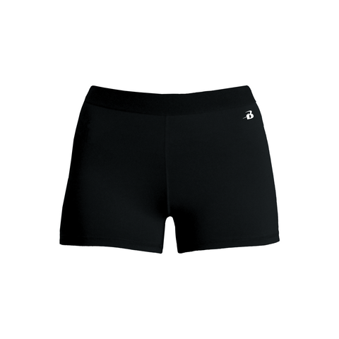 Badger Sport Pro-Compression Girls' Short
