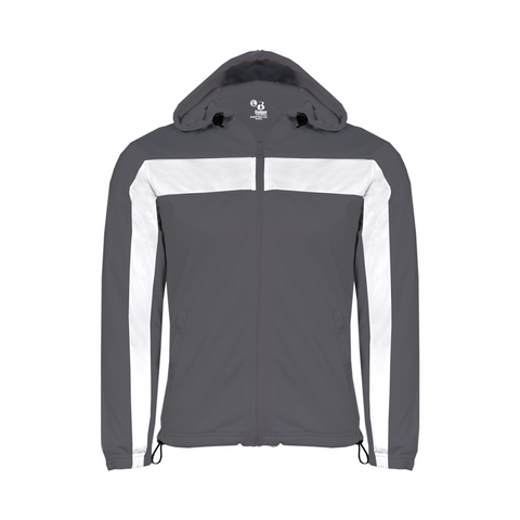 Badger Sport Hood Youth Jacket