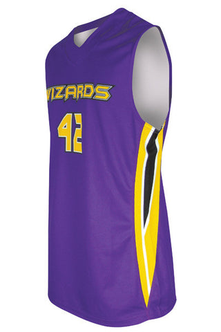 Custom Sublimated Basketball Jersey Design 300-3