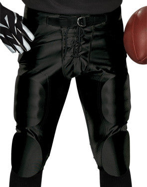 Fusion Integrated Football Pant Black