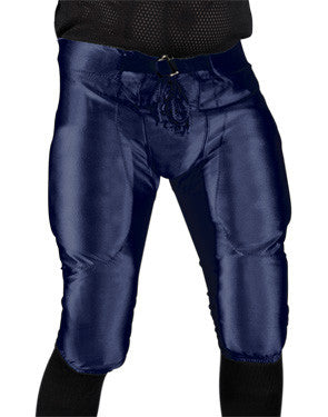 Punisher Snap Side Football Pant Navy