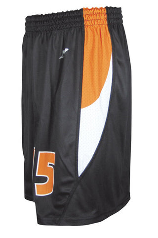 Custom Sublimated Basketball Short Design 350-2