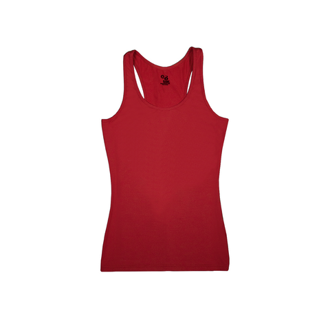 Badger Sport Pro-Compression Girls' Racerback
