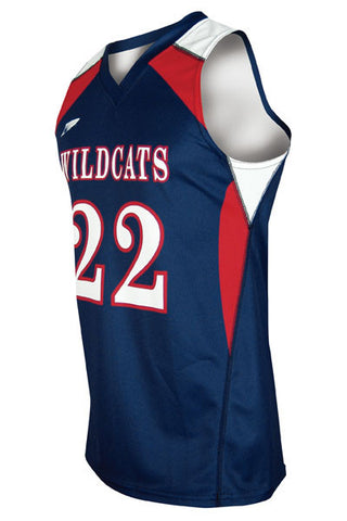 Custom Sublimated Field Hockey Jersey Design 502-1