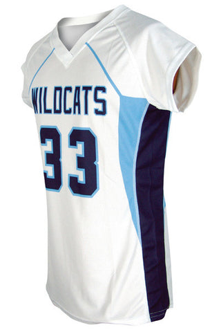 Ladies Custom Sublimated Volleyball Jersey Design 700-11