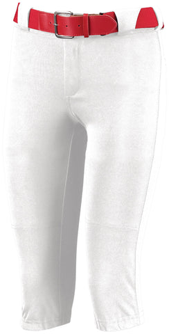 Ladies Low Rise Knicker Length Pant