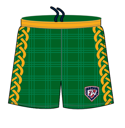 Fitwell Lacrosse / Field Hockey Sublimated Mens Short