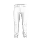 Adult Adjustable Inseam Baseball Pant