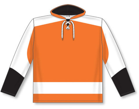 AK Pro Team NHL Philadelphia Orange Hoodie