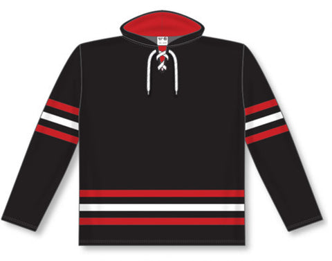 AK Pro Team NHL Chicago Black Hoodie