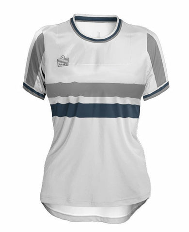 County | Ladies Custom Sublimated Soccer Jersey-Front