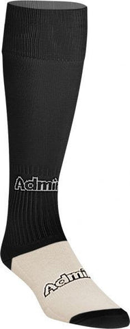 Tourney Soccer Sock-Black Only