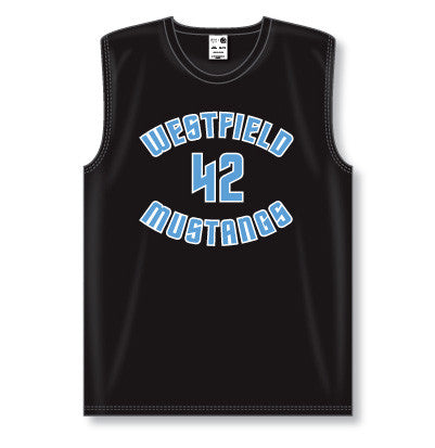 Muscle Cut Basketball Game Jersey