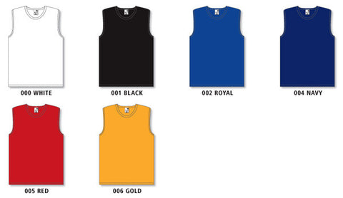 46bafb26d2c Muscle Cut Basketball Game Jersey Colors