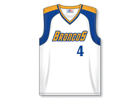 Custom Made Basketball Jersey Design 1103